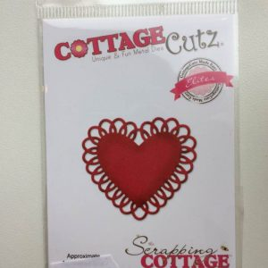 Dies Cottage Cuts/Unique metal fun