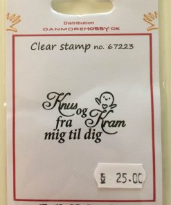 Stempel, Clear stamp,Felisita Design