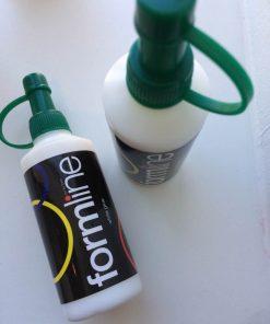 Hvid skole-lim 100 ml Formline