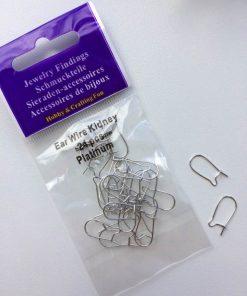 Ørewire i sølv, øreringe du kan dekorere til et smukt smykke
