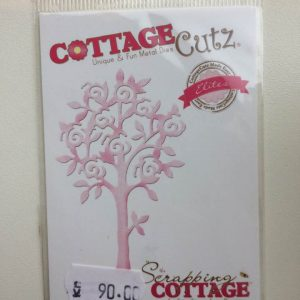Dies Cottage Cuts/Unique metal fun/Træ