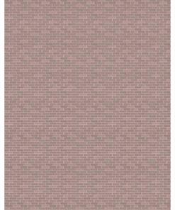 Castello/Papir med rødlige mursten