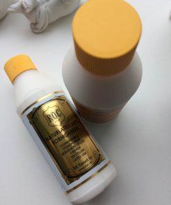 Naturlatex 60% formgummi i hvid