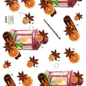 Jul/3d ark med smukke lygter/Dan-design