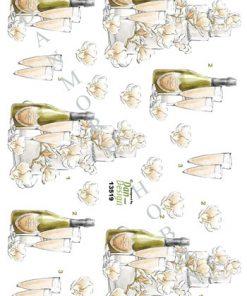 Begivenhed/Champagne og lagkage/Dan-design