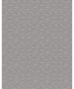 Castello/papir med grå mursten