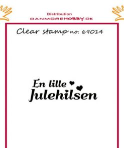 Stempel/Clear stamp/Felicita design