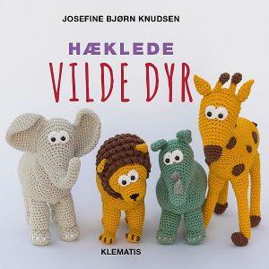 Hæklede vilde dyr / Josefine Bjørn Knudsen