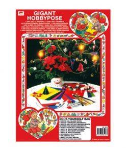 Gigant hobbypose til jul med ideer og modeller