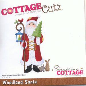 Dies cottage cuts / En flot julemand