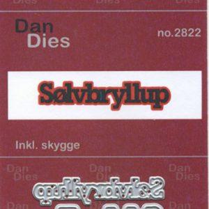 Dies Dan Dies med teksten sølvbryllup / Lille str.