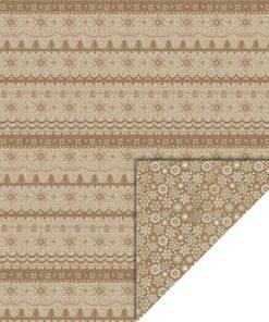 Felicita Design / 2 sidet karton med jul 30,5 x 30,5 cm