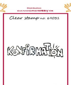 Stempel / Clear stamp / Felicita Design