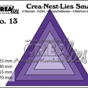 Dies / crealies Crea-Nest-Lies / Small