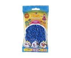 Hama midi perler i lys blå / farvenr: 207-09