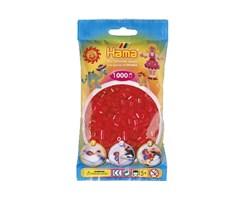 Hama midi perler i tr. rød / farvenr: 207-13