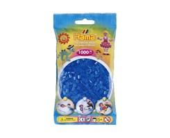 Hama midi perler i tr. blå / farvenr: 207-15