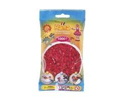 Hama midi perler i vinrød / farvenr: 207-29