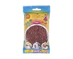 Hama midi perler i rødbrun / farvenr: 207-30