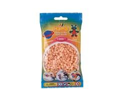 Hama midi perler i selvlysende rød / farvenr: 207-56