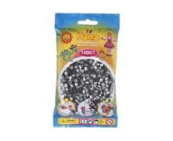 Hama midi perler i sølv / farvenr:207-62