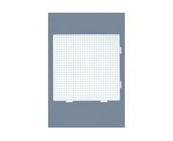 Hama stiftplade ( sample ) firkant 15 x 15 cm