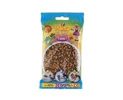 Hama midi perler 1000 stk. I nougat. Nr: 207-76