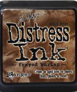 Stempelpude Distress ink - Frayed burlap