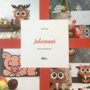 Bog / Julevenner af Anja Takacs