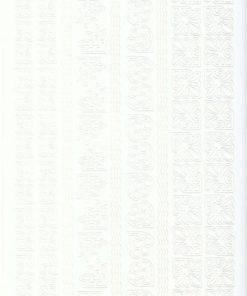Stickers / Border og hjørner i hvid