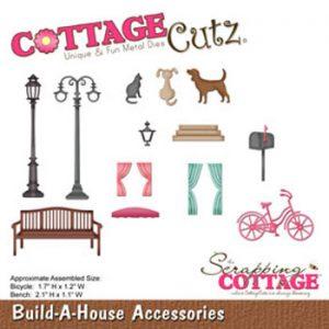 Dies Cottage Cutz CC-149, Ting til hus