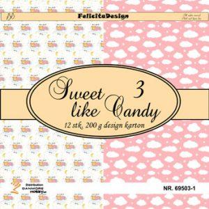 Felicita Design / Sweet like candy 3, pige