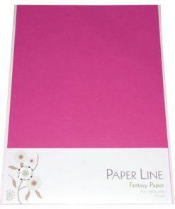 Karton / Paper Line A4 180 g i pink
