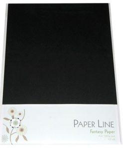 Karton / Paper Line A4 180 g i sort