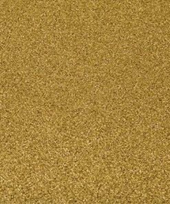 Karton / Selvklæbende glitter karton i guld