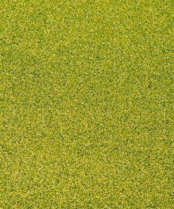 Karton / Selvklæbende glitter karton i grøn