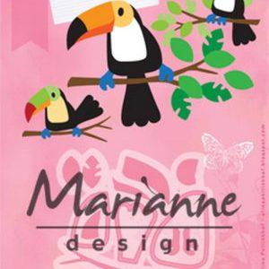 Dies / Skøn Tukan / Marianne Design