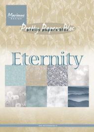 Papirblok / Eternity / Marianne Design