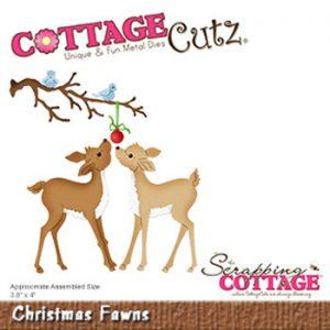 Dies / Cottage Cutz / Rensdyr