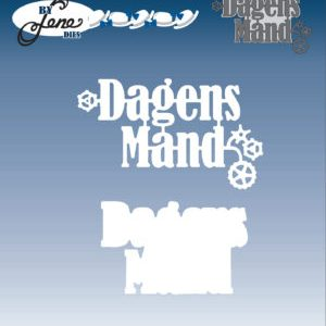 Dies / Dagens mand / By Lene Dies