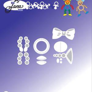 Dies / Baby accessories / By Lene Dies