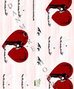 Begivenhed / Brudepar i hjerte / Dan-Design