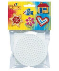 Hama / Perleplader / Rund,firkant & Sekskantet