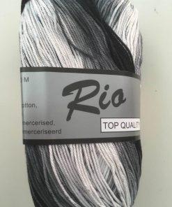 Rio Long / Merceriseret bomuld