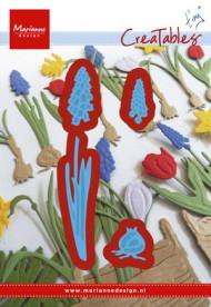 Dies / Hyacinter med løg / Marianne design