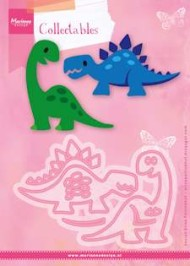 Dies / Dinosaur / Marianne design