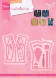 Dies / Mande garderobe / Marianne design