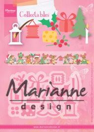 Dies / Jule dekorationer / Marianne design