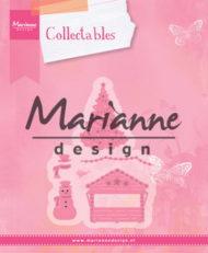Dies / Dekorations sæt / Marianne Design
