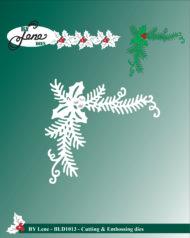 Dies / Jule-hjørne / Marianne design